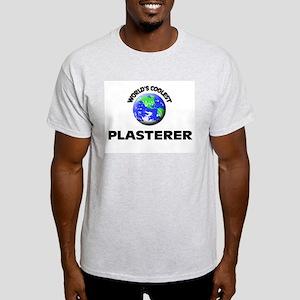 World's Coolest Plasterer T-Shirt