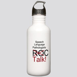 SLPs Talk! Stainless Water Bottle 1.0L