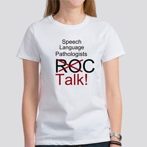 SLPs Talk! Women's T-Shirt