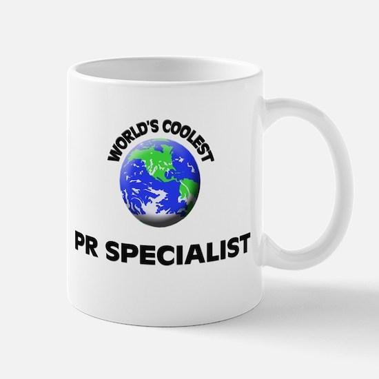 World's Coolest Pr Specialist Mug