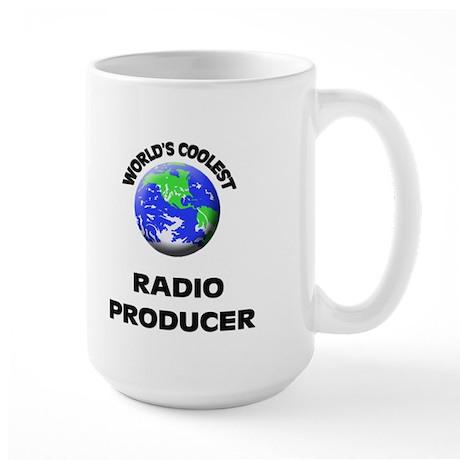 World's Coolest Radio Producer Mug