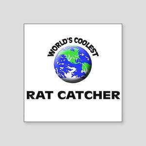 World's Coolest Rat Catcher Sticker
