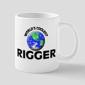 World's Coolest Rigger Mug