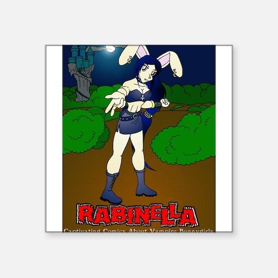 Rabinella: Vampire Bunnygirl Sticker