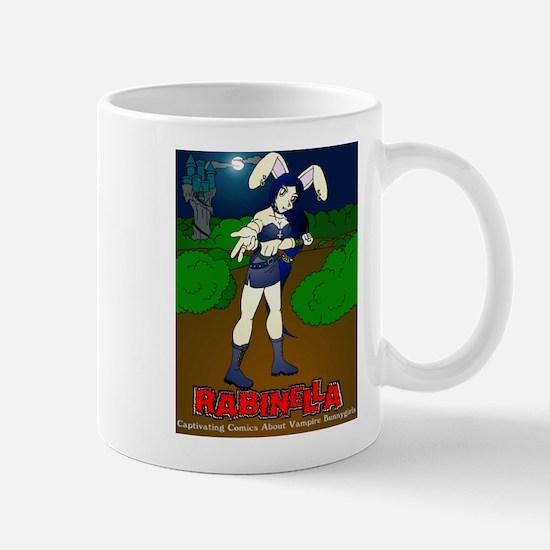 Rabinella: Vampire Bunnygirl Mug