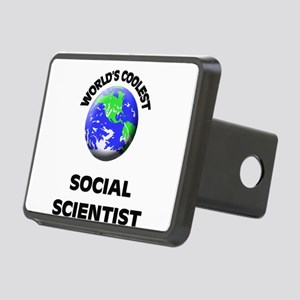 World's Coolest Social Scientist Hitch Cover