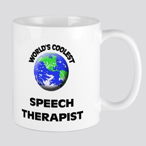 World's Coolest Speech Therapist Mug