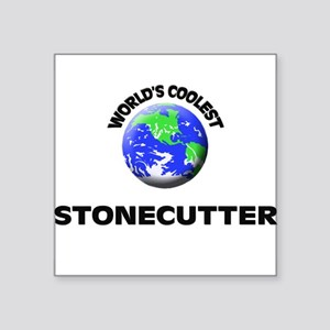 World's Coolest Stonecutter Sticker
