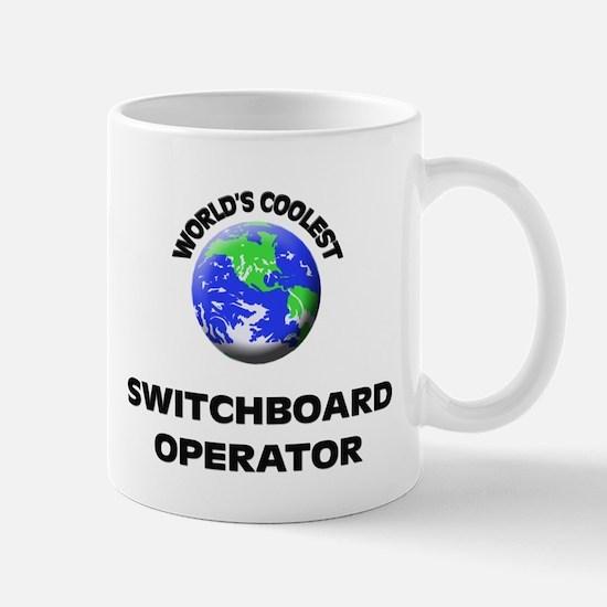 World's Coolest Switchboard Operator Mug