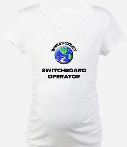 World's Coolest Switchboard Operator Shirt