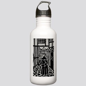 The Plague Doctor Water Bottle