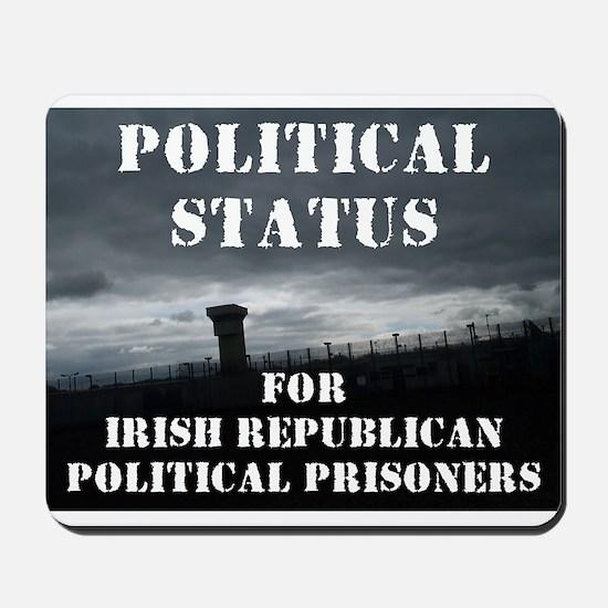 Cute Irish political Mousepad