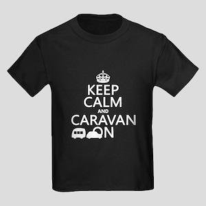 Keep Calm and Caravan On T-Shirt
