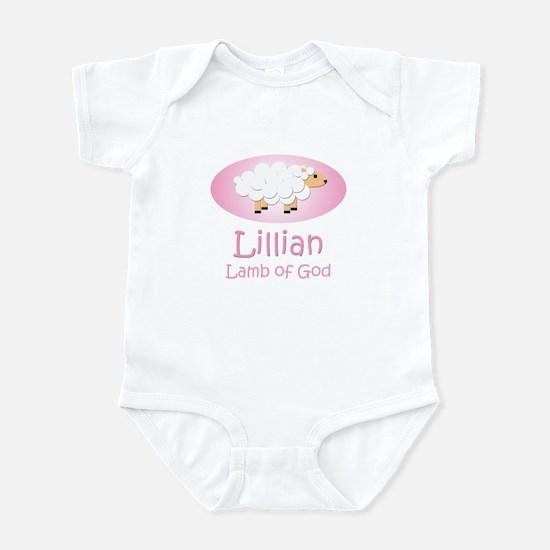 Lamb of God - Lillian Infant Bodysuit