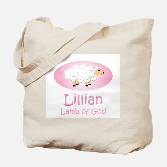 Lamb of God - Lillian Tote Bag