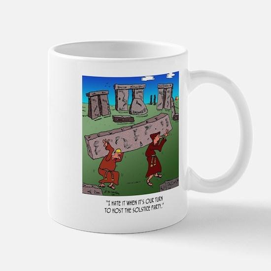 Solstice Cartoon 9494 Mug