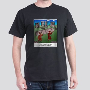 Solstice Cartoon 9494 Dark T-Shirt