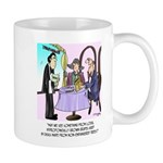 Wine Cartoon 9496 11 oz Ceramic Mug
