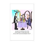 Wine Cartoon 9496 Mini Poster Print