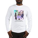 Wine Cartoon 9496 Long Sleeve T-Shirt