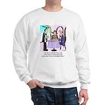 Wine Cartoon 9496 Sweatshirt