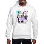 Wine Cartoon 9496 Hooded Sweatshirt