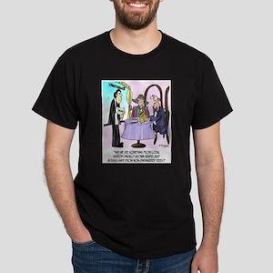 Wine Cartoon 9496 Dark T-Shirt