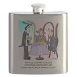 Wine Cartoon 9496 Flask