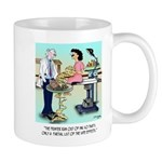 Side Effects Cartoon 9486 11 oz Ceramic Mug
