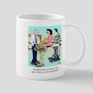 Side Effects Cartoon 9486 11 oz Ceramic Mug