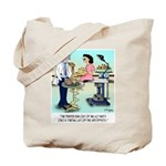 Side Effects Cartoon 9486 Tote Bag