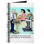 Side Effects Cartoon 9486 Journal