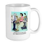 Side Effects Cartoon 9486 15 oz Ceramic Large Mug