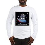 Jet Lag Cartoon 9492 Long Sleeve T-Shirt