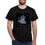Jet Lag Cartoon 9492 Dark T-Shirt