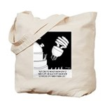 Light Bulb Cartoon 9505 Tote Bag