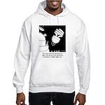 Light Bulb Cartoon 9505 Hooded Sweatshirt
