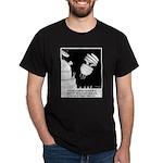 Light Bulb Cartoon 9505 Dark T-Shirt