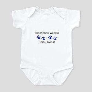 Experience Wildlife Raise Twi Infant Bodysuit