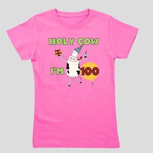 holycow100 Girl's Tee