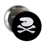 Artist's Collective Jolly Roger Pin, 10 pack