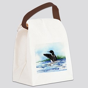 A Good Day Canvas Lunch Bag