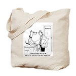 Dog Cartoon 9479 Tote Bag