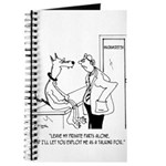 Dog Cartoon 9479 Journal
