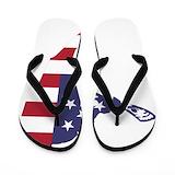Lacrosse Flip Flops