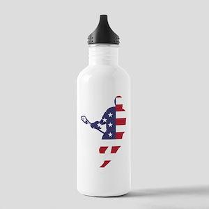 Lacrosse IRockMericaHorz Water Bottle