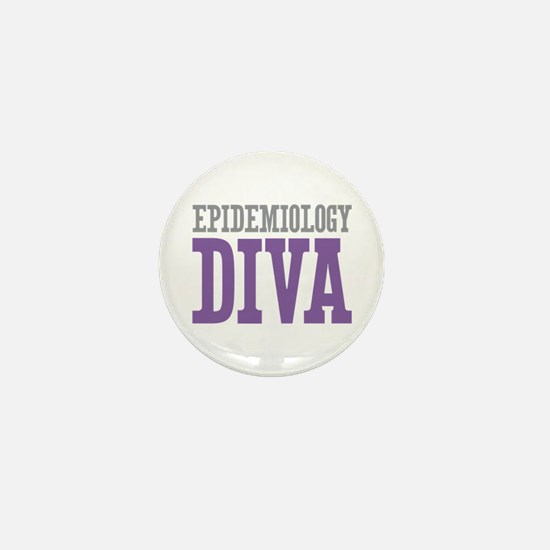 Epidemiology DIVA Mini Button