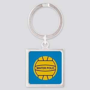 Water Polo Ball Keychains