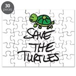 BABY TURTLE HATCHLING Puzzle