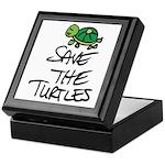 BABY TURTLE HATCHLING Keepsake Box
